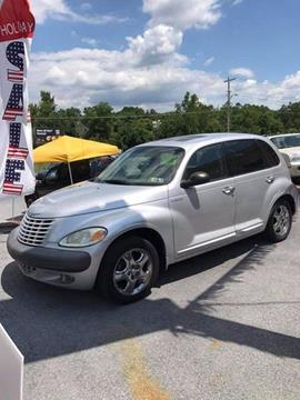 2001 Chrysler PT Cruiser for sale at Mountain State Preowned Auto Sales LLC in Martinsburg WV