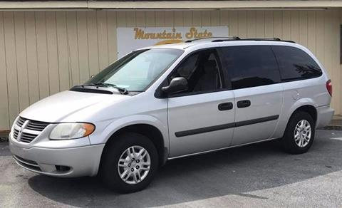 2006 Dodge Grand Caravan for sale at Mountain State Preowned Auto Sales LLC in Martinsburg WV