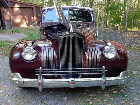 1941 Packard Caribbean