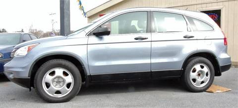 2010 Honda CR-V for sale at Mountain State Preowned Auto Sales LLC in Martinsburg WV