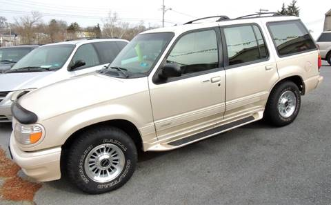 1996 Ford Explorer for sale at Mountain State Preowned Auto Sales LLC in Martinsburg WV