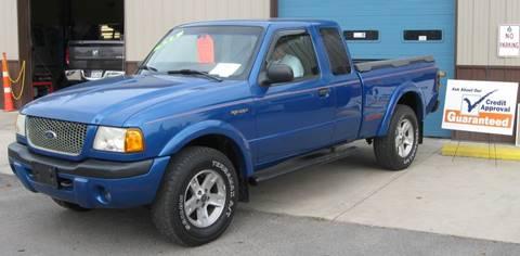 2002 Ford Ranger for sale in Martinsburg, WV