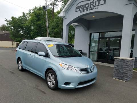 2015 Toyota Sienna for sale in Lakewood, NJ