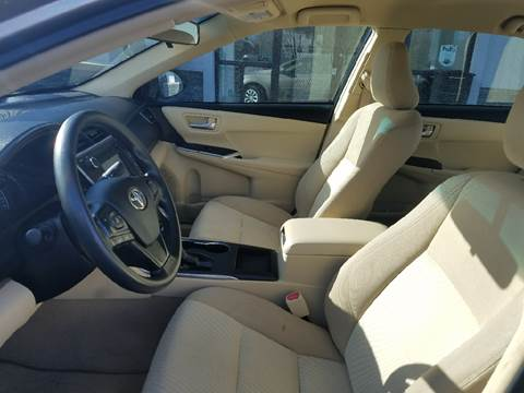 2015 Toyota Camry for sale in Lakewood, NJ