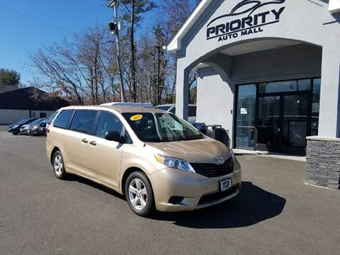 2014 Toyota Sienna for sale in Lakewood, NJ