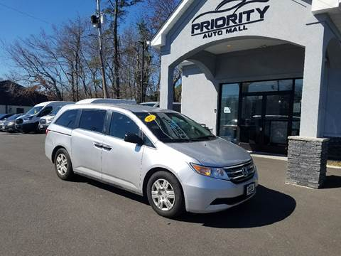 2013 Honda Odyssey for sale in Lakewood, NJ