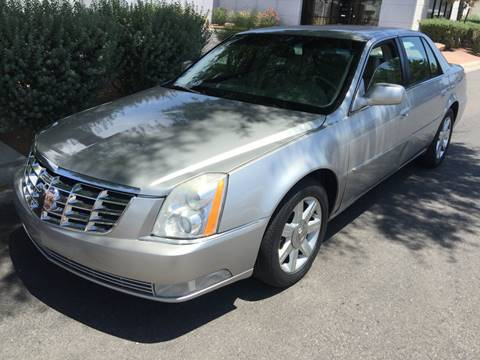 2007 Cadillac DTS for sale in Las Vegas, NV