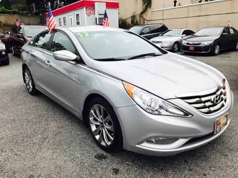2012 Hyundai Sonata for sale in New Rochelle, NY
