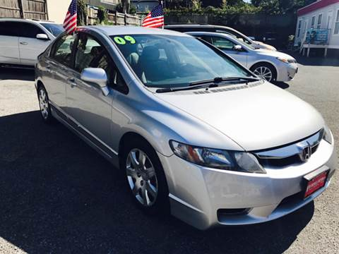2009 Honda Civic for sale in New Rochelle, NY