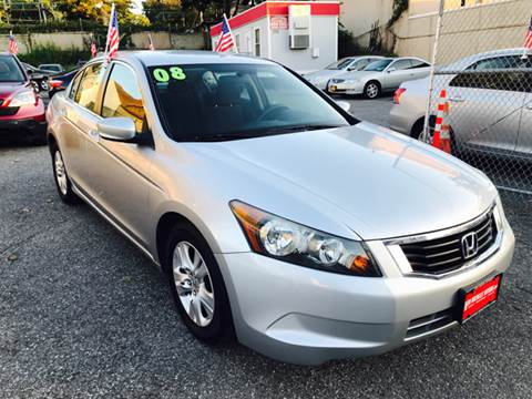 2008 Honda Accord for sale in New Rochelle, NY