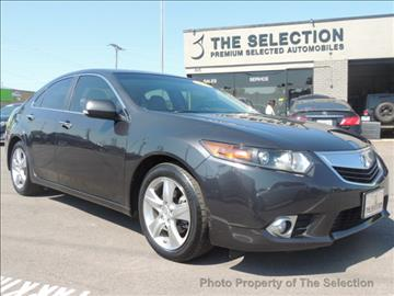 2013 Acura TSX for sale in Lawrence, KS