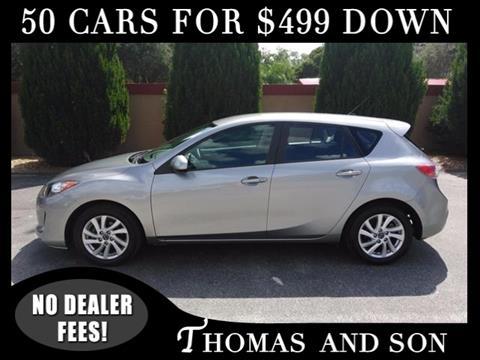 2013 Mazda MAZDA3 for sale in Zephyrhills, FL