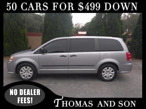 2014 Dodge Grand Caravan for sale in Zephyrhills, FL