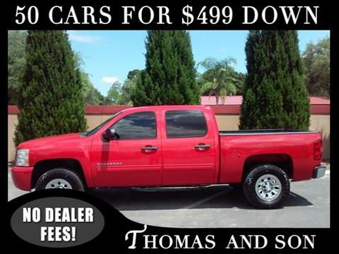 2010 Chevrolet Silverado 1500 for sale in Zephyrhills, FL