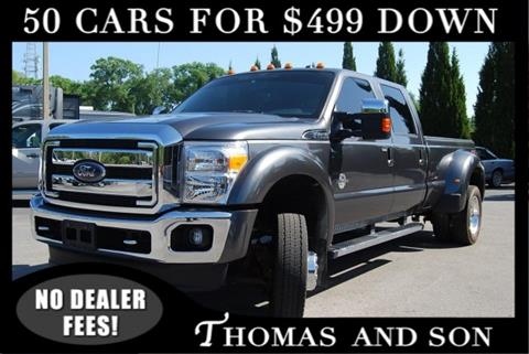 2016 Ford F-450 Super Duty for sale in Zephyrhills, FL
