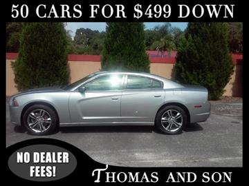 2014 Dodge Charger for sale in Zephyrhills, FL