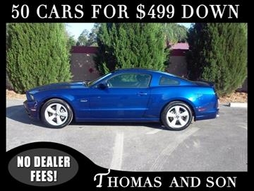 2014 Ford Mustang for sale in Zephyrhills, FL