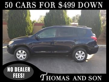 2006 Toyota RAV4 for sale in Zephyrhills, FL