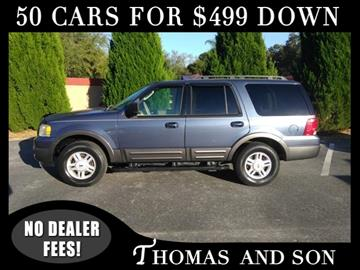 2006 Ford Expedition for sale in Zephyrhills, FL