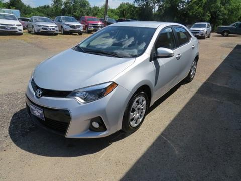 2015 Toyota Corolla for sale in Wills Point TX