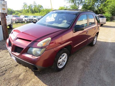 2004 Pontiac Aztek for sale in Wills Point, TX