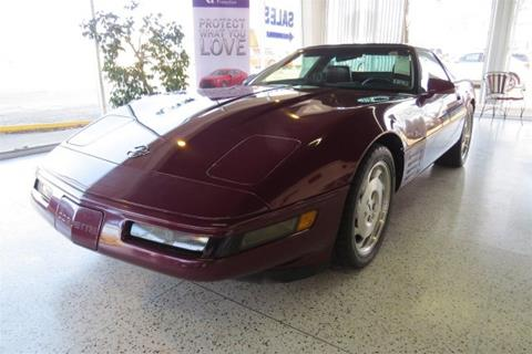 1993 Chevrolet Corvette for sale in Wills Point, TX