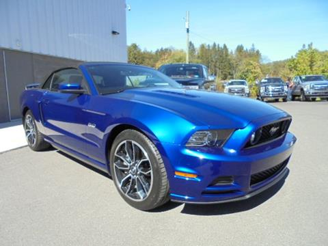 2014 Ford Mustang for sale in Elkins, WV