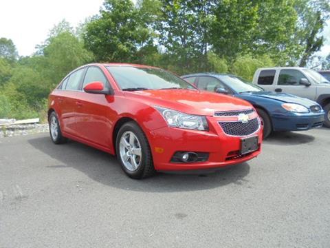 2014 Chevrolet Cruze for sale in Elkins, WV