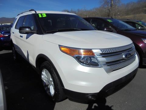2013 Ford Explorer for sale in Elkins, WV