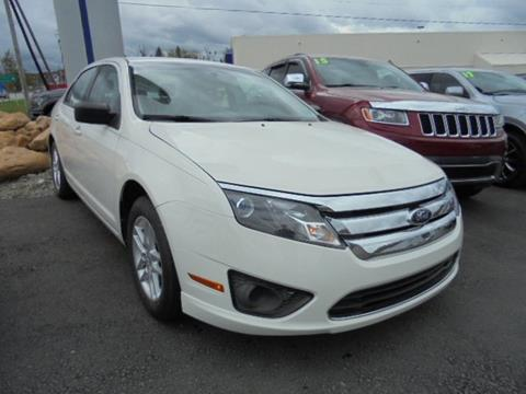 2012 Ford Fusion for sale in Elkins, WV