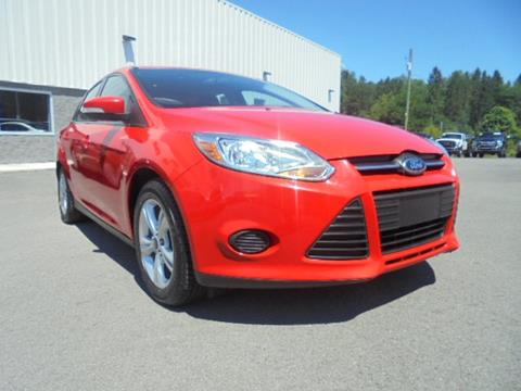 2014 Ford Focus for sale in Elkins, WV