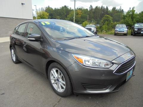 2015 Ford Focus for sale in Elkins, WV