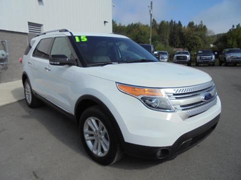 2015 Ford Explorer for sale in Elkins, WV