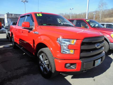 2015 Ford F-150 for sale in Elkins, WV