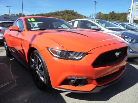 2016 Ford Mustang for sale in Elkins, WV