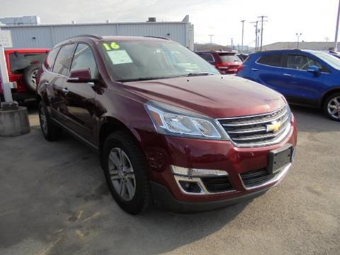 2016 Chevrolet Traverse for sale in Elkins, WV