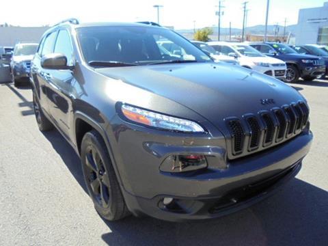 2016 Jeep Cherokee for sale in Elkins, WV