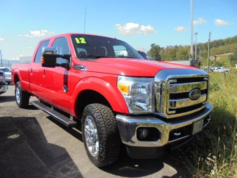 2012 Ford F-350 Super Duty for sale in Elkins, WV