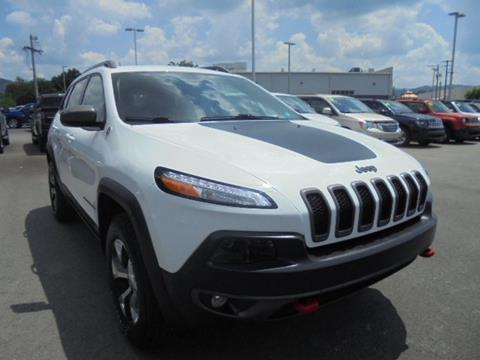 2015 Jeep Cherokee for sale in Elkins, WV