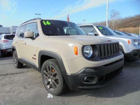 2016 Jeep Renegade for sale in Elkins, WV