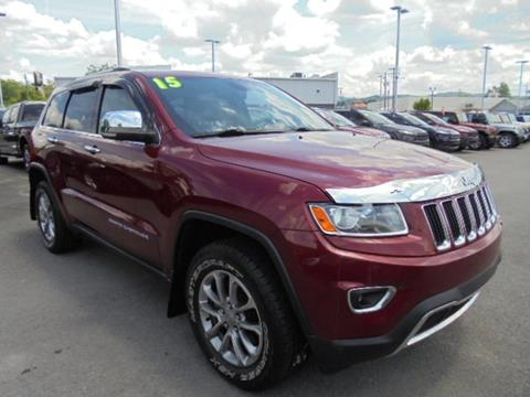 2015 Jeep Grand Cherokee for sale in Elkins, WV