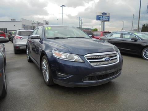 2012 Ford Taurus for sale in Elkins, WV