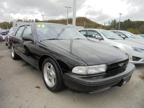 1996 Chevrolet Impala for sale in Elkins, WV