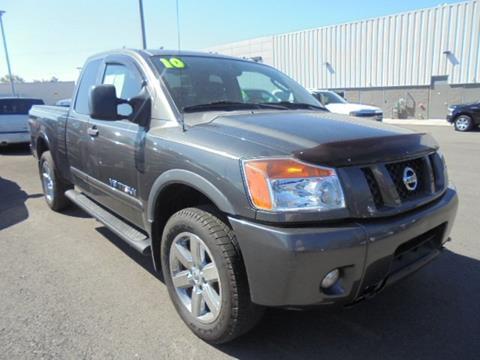2010 Nissan Titan for sale in Elkins, WV