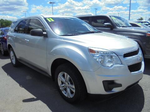 2011 Chevrolet Equinox for sale in Elkins, WV