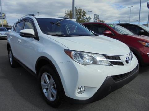 2013 Toyota RAV4 for sale in Elkins, WV