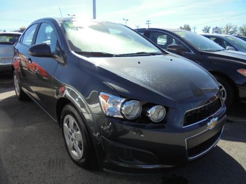 2016 Chevrolet Sonic for sale in Elkins, WV