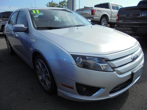 2011 Ford Fusion for sale in Elkins, WV
