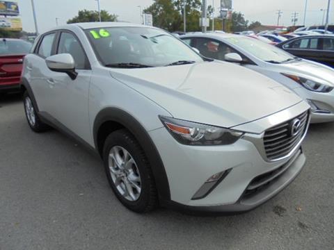 2016 Mazda CX-3 for sale in Elkins, WV