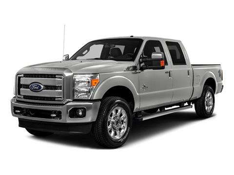 2016 Ford F-250 Super Duty for sale in Elkins, WV